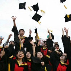 Luring Chinese Students to Western Higher Education