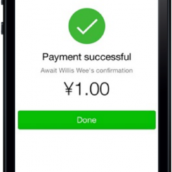 wechat pay 2 - marketing to china